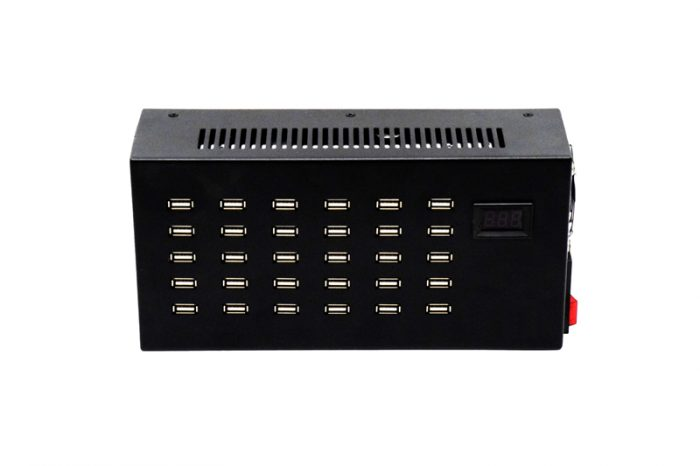 commercial usb charging station