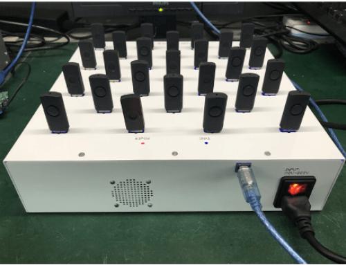 2. ODM Service 25 Ports USB 2.0 HUB For USB Dongles( PCR TESTING KIT)