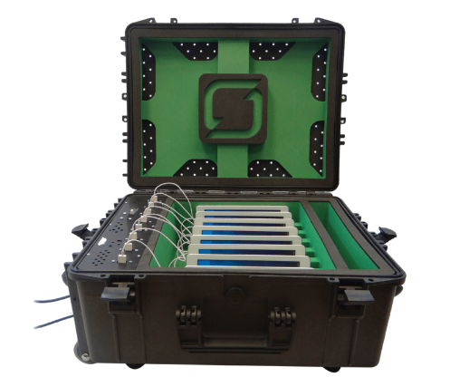 Flight Case charger