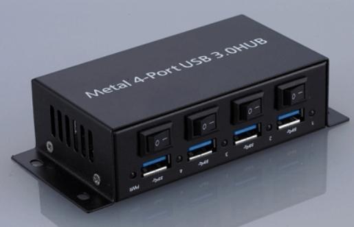 43. 4 Best USB Rugged Industrial-Grade Mountable USB 3.0 Hub | Ladagogo
